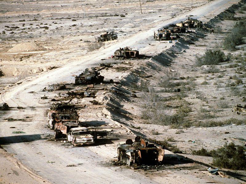 Die heutige Situation im Nahen Osten: Vom Ende des Kalten Krieges zum Arabischen Frühling (Teil 3/3)