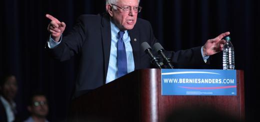 Bernie Sanders - Gage Skidmore - CC BY-SA 2.0