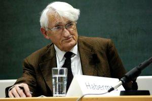 Jürgen Habermas zählt zu den meistrezipierten Philosophen und Soziologen der Gegenwart.