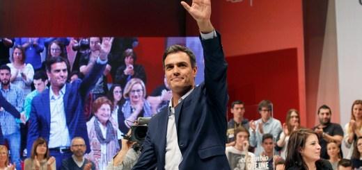Pedro Sánchez will wieder an die Spitze der PSOE.