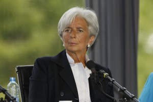 Christine Lagarde (2009; Von MEDEF - flickr.com - CC BY-SA 2.0)