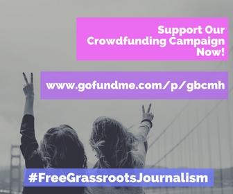 Crowdfunding Campaign Neue Debatte GoFundME EN