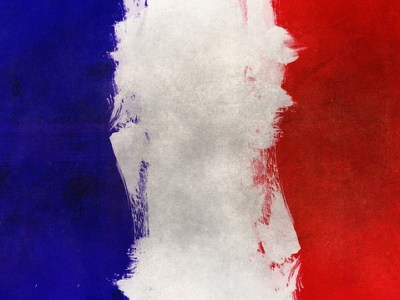 Frankreich Flagge - Jonny Lindner; Pixabay;Creative Commons CC0