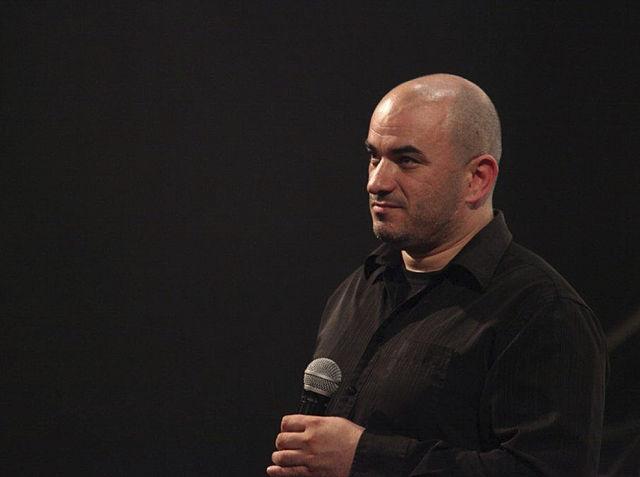 """""""Ich kämpfe, also bin ich"""" ist ein Film von Yannis Youlountas. (Foto: Eric Philos; CC BY-SA 3.0)"""