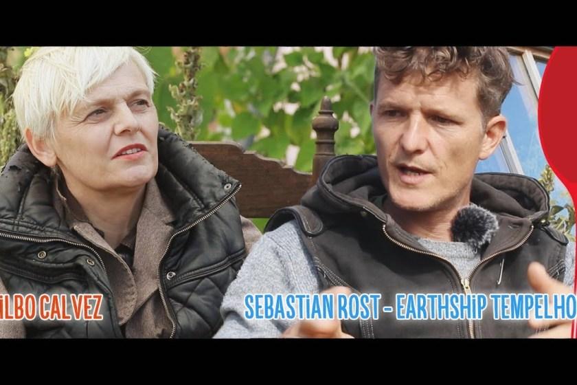 Bärensuppe: Bilbo Calvez im Gespräch mit Sebastian Rost über das Earthship
