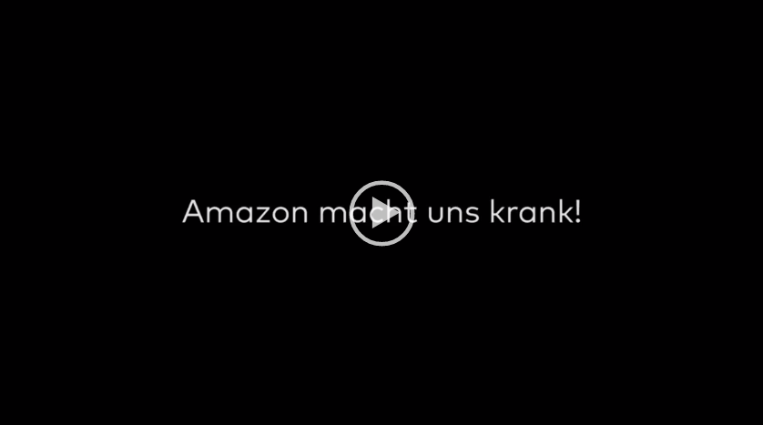 Amazon macht uns krank. (Screenshot; Labournet.tv)