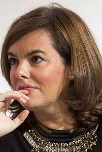 Soraya Sáenz de Santamaría 2015 cropped (Foto:Cristina Cifuentes,Flickr.com, CC BY 2.0)
