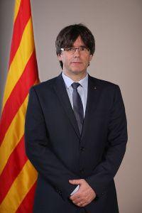 Der katalanische Präsident Carles Puigdemont im Jahr 2016. (Foto: Generalitat de Catalunya)