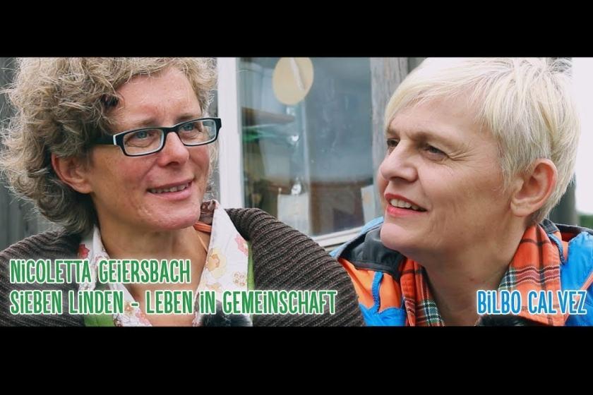 Bärensuppe: Bilbo Calvez im Gespräch mit Nicoletta Geiersbach über Sieben Linden