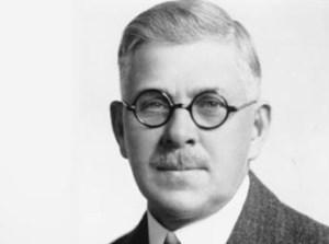 Ransom Eli Olds (1864-1950) war ein US-amerikanischer Autopionier. (Foto: Wikipedia/Gemeinfrei)