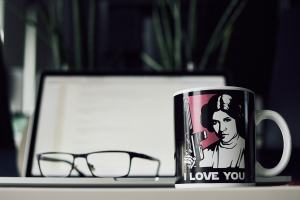 Star Wars, I Love You. (Foto: Radovan, Unsplash.com)
