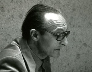 André Gorz (1923-2007) war Sozialphilosoph und Publizist. (Foto: Lopsidedness, CC BY-SA 4.0)