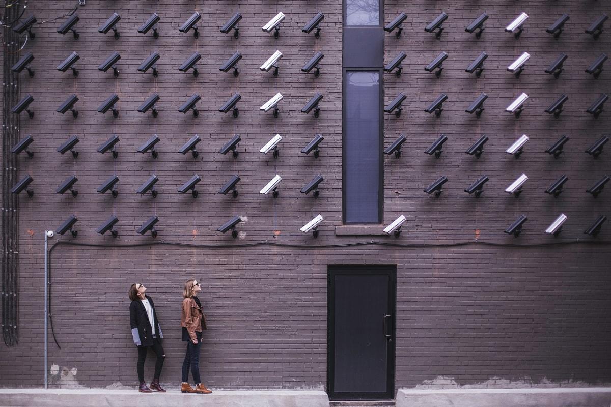 Totale Überwachung. (Foto: Matthew Henry, Unsplash.com)