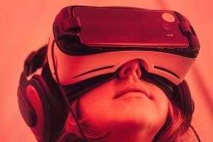 3D Brille für virtuelle Welten. (Foto: Samuel Zeller, Unsplash.com)