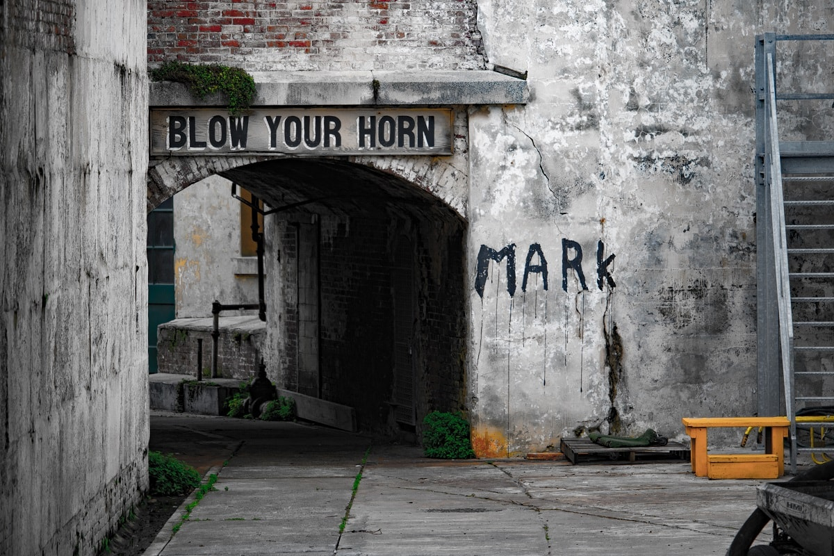 Blow your Horn. (Foto: Jake Roxen, Unsplash.com)