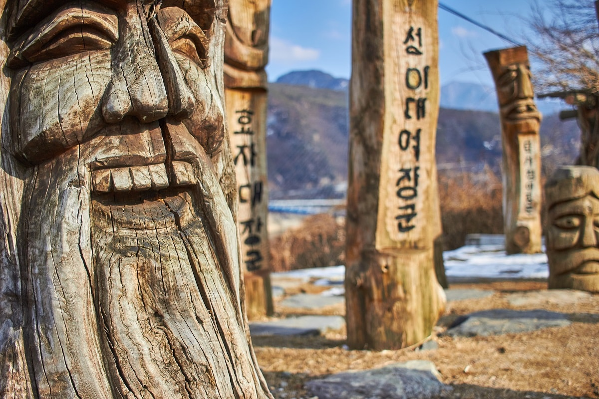 Cheongpung-myeon, Jecheon-si, South Korea. (Foto: Mathew Schwartz, Unsplash.com)