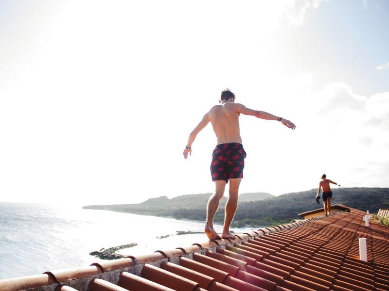 Der Mut zum Sein: Endlichkeit, Entfremdung und Balance