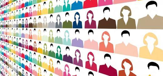 Crowd und Umrisse von Menschen. (Illustration: geralt. Pixabay.com, Creative Commons CC0)