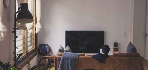 Fernsehen. (Foto: Grant, Unsplash.com)