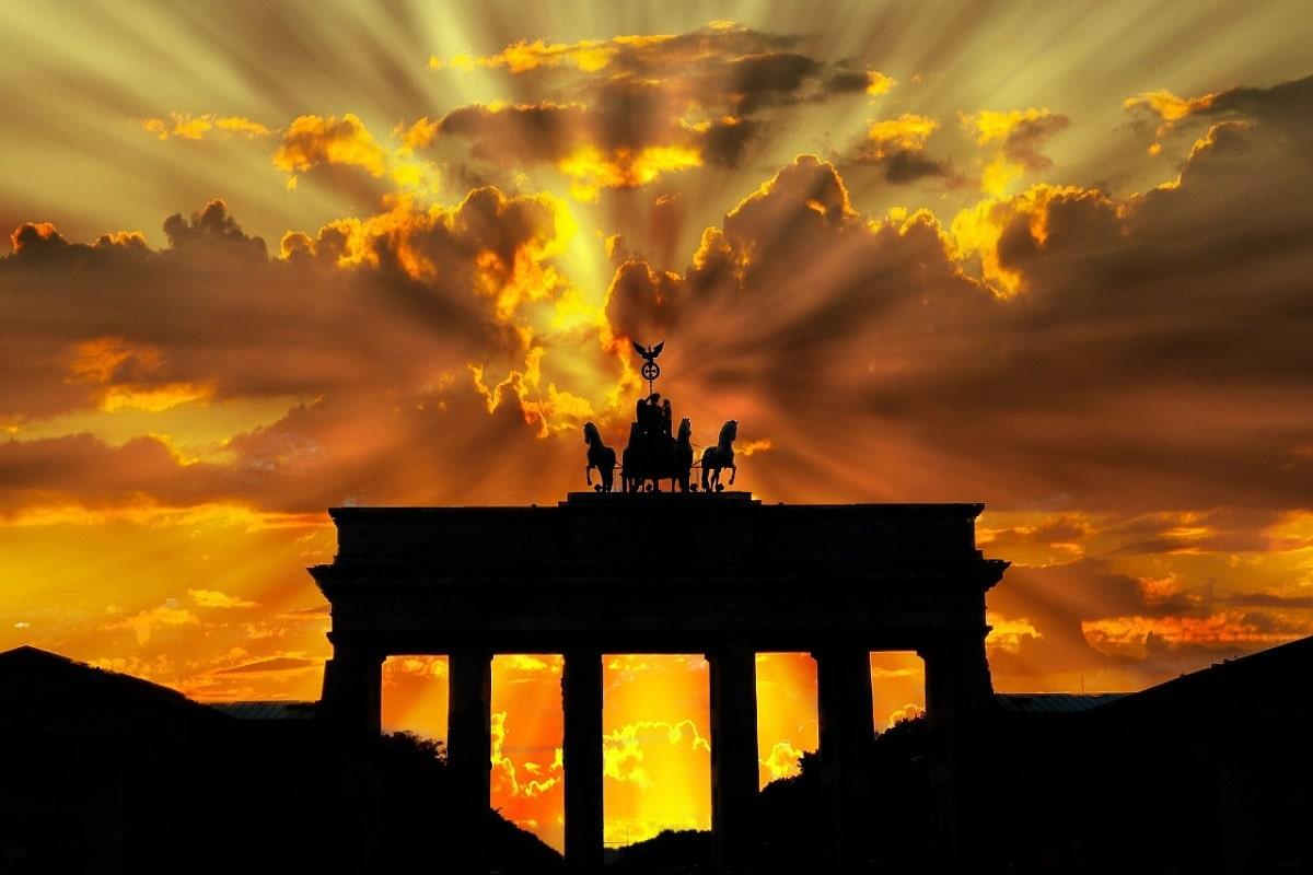 Brandenburger Tor in Berlin. (Foto: Brigitte Werner, Pixabay.com, Creative Commons CC0)