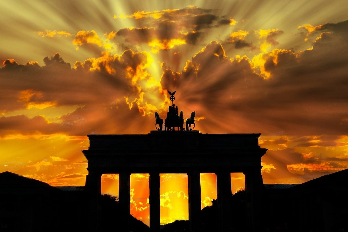 Brandenburger Tor in Berlin. (Foto: Brigitte Werner, Pixabay.com, Creative Commons CC0)
