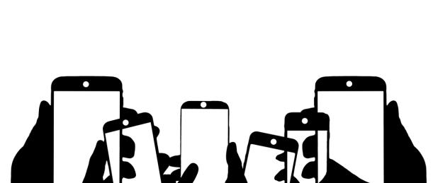 Smartphone. (Illustration: Geralt, Pixabay.com; Creative Commons CC0)