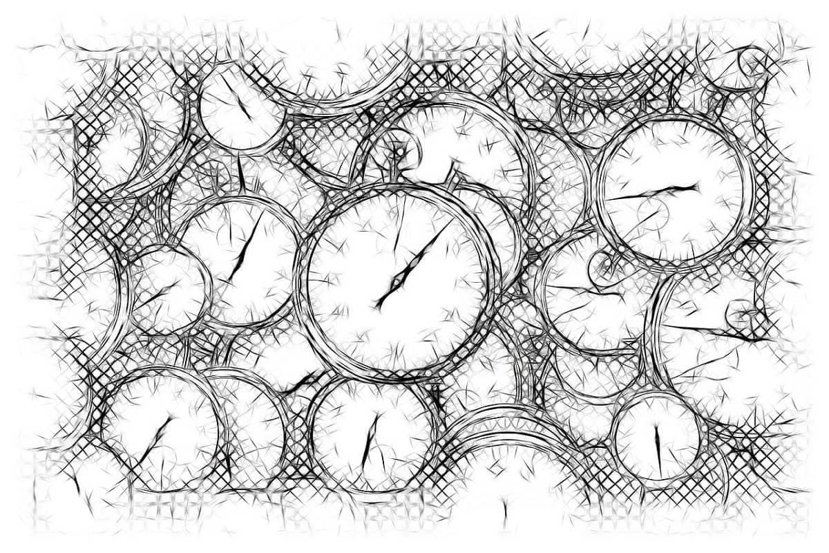 Stopuhr. (Illustration: Geralt Pixabay.com, CC0)