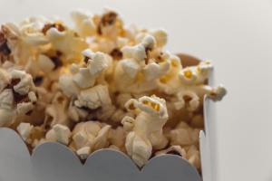 Popcorn. (Foto: Christian Wiediger, Unsplash.com)