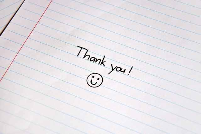 Thank you! (Foto: Adrian, Pixabay.com, Creative Commons CC0)