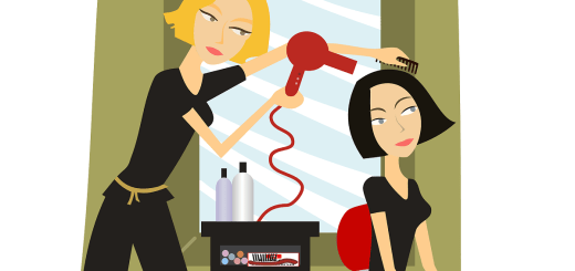 Barber. (Illustration: OpenClipart-Vectors, Pixabay.com, Creative Commons CC0)