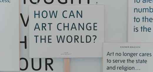 How Can Art Change The World (Foto: Toa Heftiba, Unsplash.com)