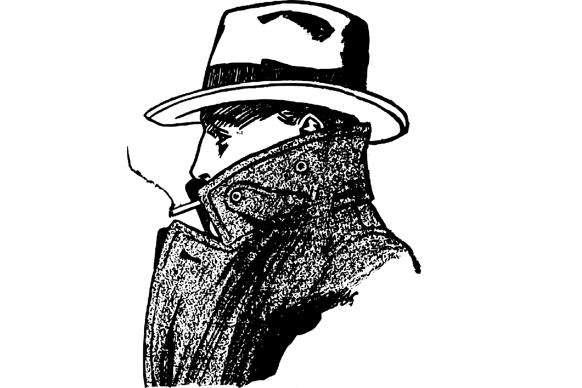 Agent. (Illustration: OpenClipart-Vectors, Pixabay.com, Creative Commons CC0)
