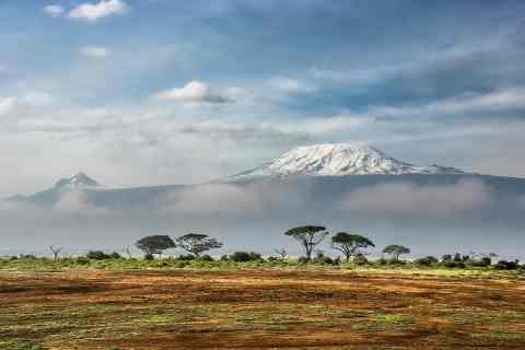Jede Katastrophe bedroht auch die Natur. Der Kilimandscharo in Tansania nahe der Grenze zu Kenia. (Foto: Sergey Pesterev, Unsplash.com)