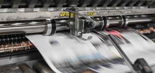Investigativjournalismus ist ebenso wie eine Druckmaschine unverzichtbar für eine unabhängige Presse. (Foto Bank Phrom, Unsplash.com)