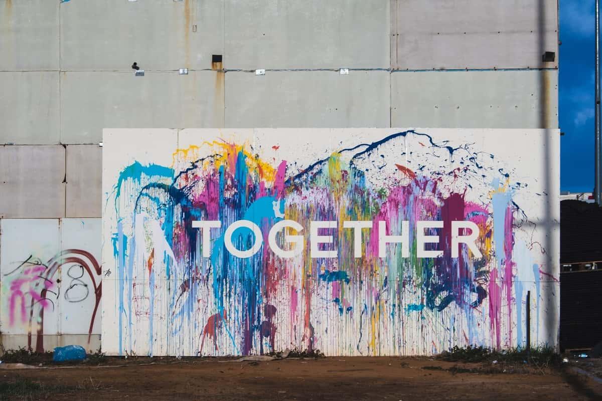 Kunst ist eine Form der Veränderung durch Aktion. (Foto: Nicole Baster, Unsplash.com)