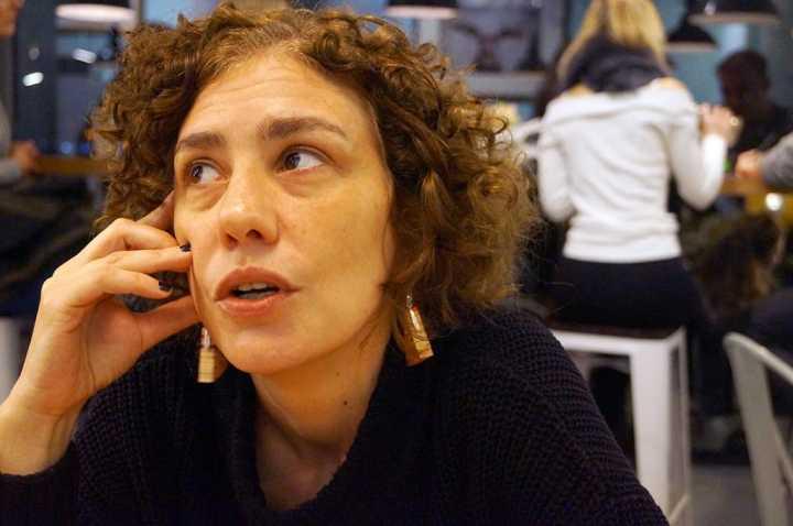 Maria Graciela Tellechea 01 (Foto: Reto Thumiger, Pressenza)
