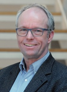 Professor Dirk Baecker (Foto: UWH)