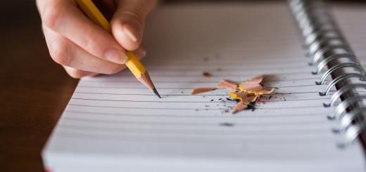 In jeder Ernüchterungsanstalt gibt es Bleistift und Papier. (Foto: Thought Catalog, Unsplash.com)