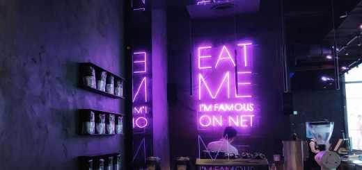 Eat me klingt nach Enteignung auf kleiner Ebene. (Foto: Pan Xiaozhen, Unsplash.com)
