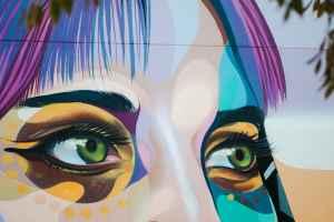 Mensch oder Maschine? Ein Graffiti in Australien. (Foto: Vlad Kutepov, Unsplash.com)