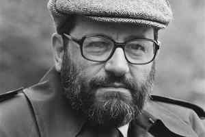 Umberto Eco (Foto: Rob Bogaerts, Beeldbank Nationaal Archief, gemeinfrei. Lizenz CC0 1.0 Universell)