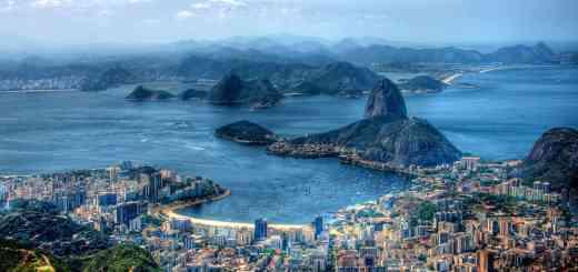 Baía de Guanabara, Rio de Janeiro, Brasil. (Foto: Lucas Campoi, Unsplash.com)