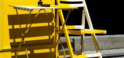 Gelb ist die Farbe der Unabhängigkeit in Katalonien. Caferağa Mahallesi, Turkey. (Foto: Kenan Suleymanoglu, Unsplash.com)