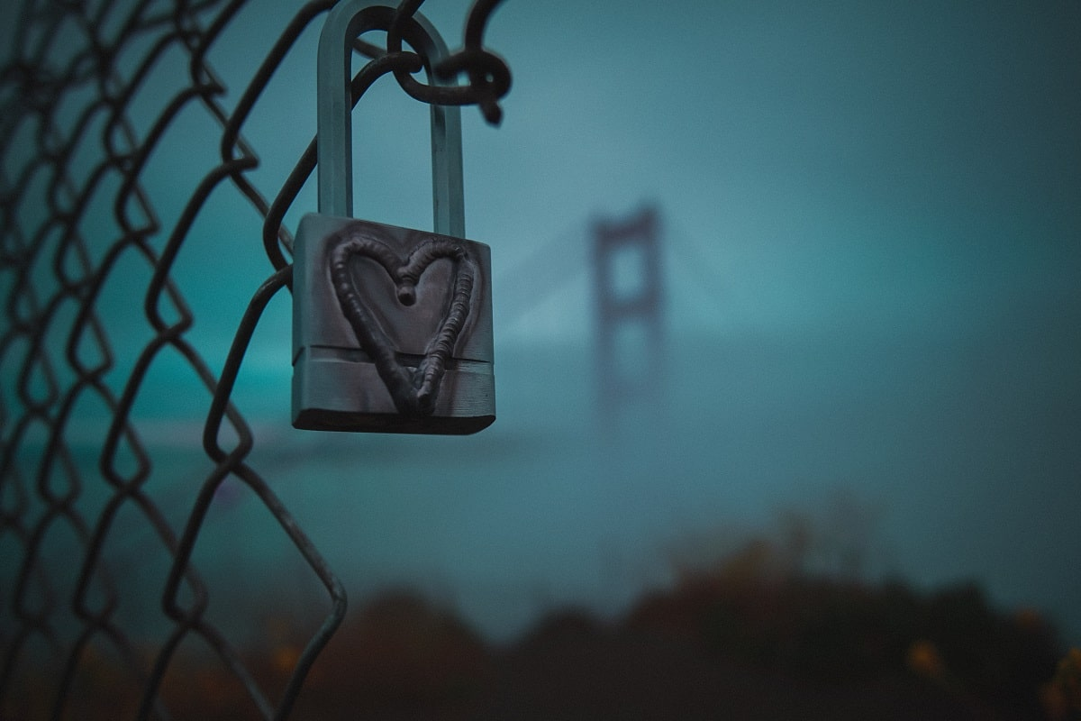 Ein Schloss an der Golden Gate Bridge, San Francisco, United States. (Foto: Casey Horner, Unsplash.com)
