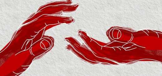 Das Meme des Kontakts. Unvermeidlich ist die Berührung. (Foto: Harish Sharma, Pixabay.com, Pixabay Lizenz)