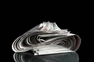 Kriegsschreiber verbreiten Propaganda auch in Zeitungen. (Symbolfoto: moritz320, Pixabay.com)