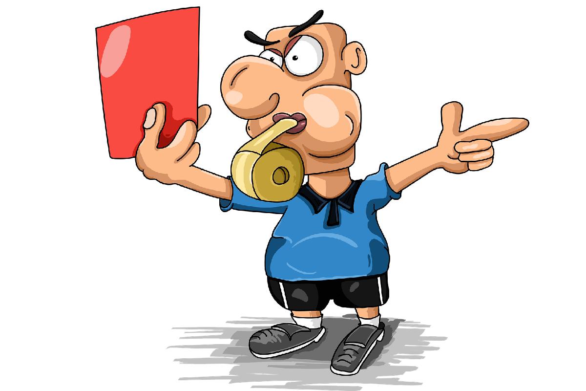 Rote Karte für die Todesstrafe. (Illustration: Dmitry Abramov, Pixabay.com)