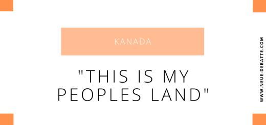 Der Videofilm Invasion thematisiert das Unist'ot'en-Camp, ein Symbol des indigenen Widerstands in Kanada. (Illustration: Neue Debatte)