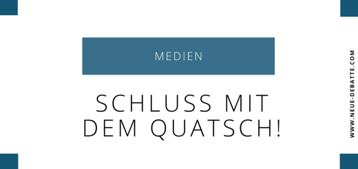 Der künstliche Skandal um den WDR-Kinderchor ist eine mediale Ablenkung. (Illustration: Neue Debatte)