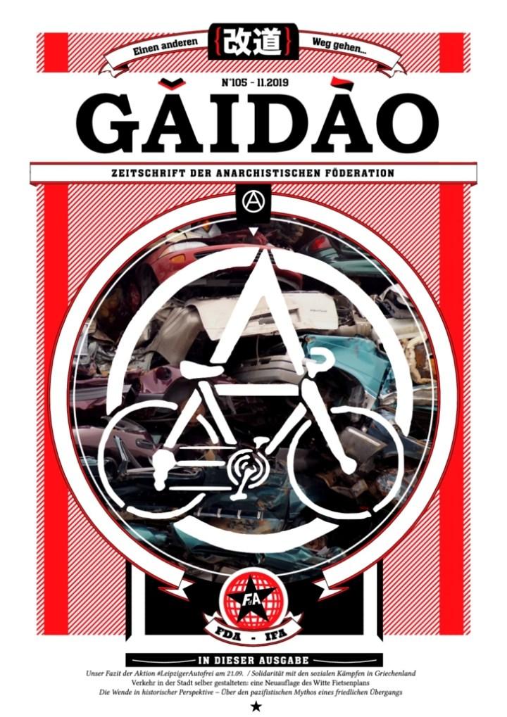 Gai Dao - Zeitschrift der anarchistischen Föderation